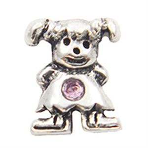 Picture of June Girl Birthstone Charm